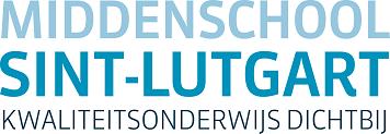 Middenschool Sint-Lutgart Beernem Logo