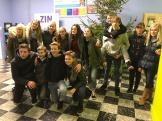 Leerlingen 2Ab laatste schooldag Sint-Lutgart 2017
