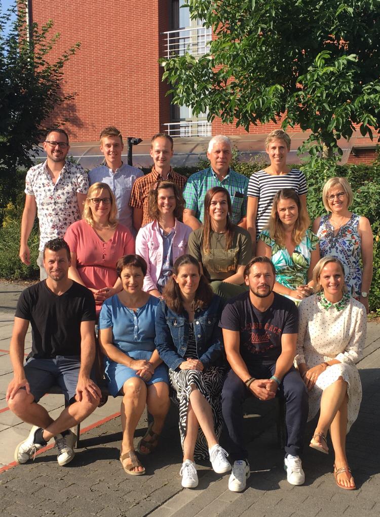 Team leerkrachten